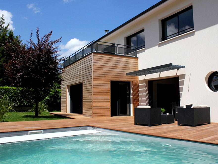 constructeur de villas contemporaines gard h rault