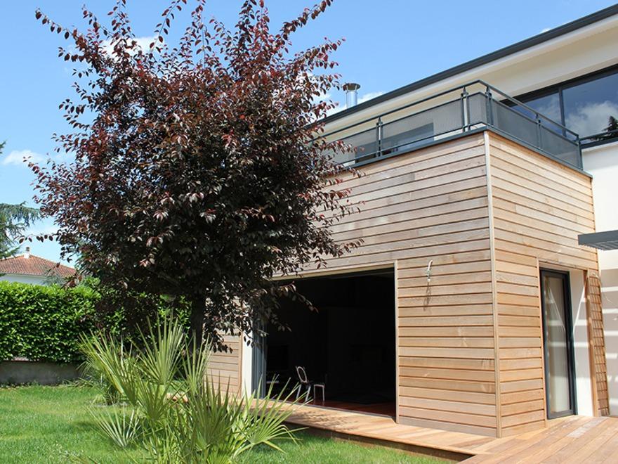 terrasse bois impots. Black Bedroom Furniture Sets. Home Design Ideas