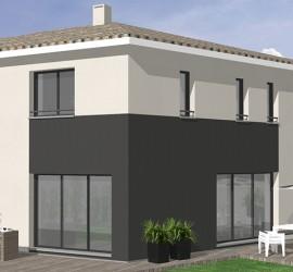 Plan villa Gardenia
