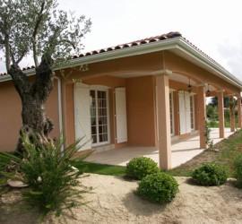villa traditionnelle - MANDUEL - 30